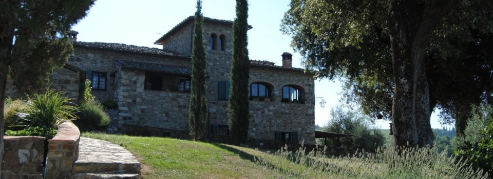 Borgo Salcetino in Toscane